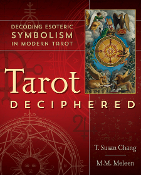 Tarot Deciphered - signed author's copy